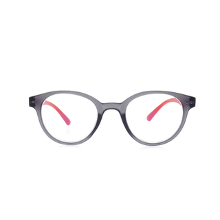 Fashion Pc Plastic Unisex Blocking Prescription Eyeglasses Diopter Reader Reading Glasses LR-P5379