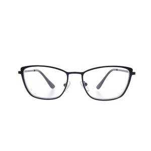 Designer Rectangle Metal Progressive Multifocal Reading Glasses LR-M1631