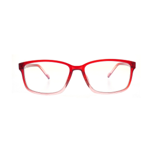 Eyewear Optical Frame Business Eyeglasses Rectangle Eyewear for Women Popular Glasses Flexible Spring Hinge LR-P6332