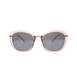 New Style Polarized PC Frame Custom Logo Women Sunglasses LS-P1278